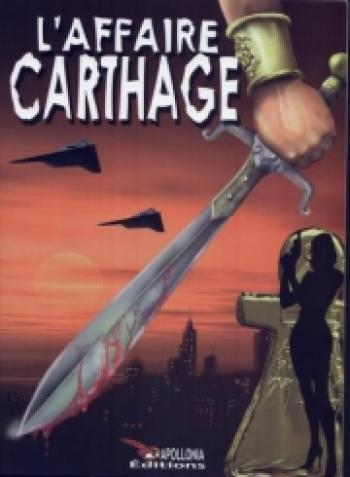 Couverture de l'album L'affaire Carthage - 1. Tome 1