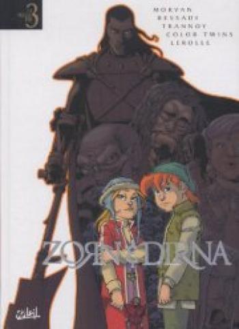 Couverture de l'album Zorn & Dirna - INT. Intégrale Zorn et Dirna, Tomes 1 à 3
