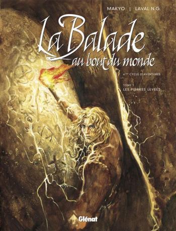 Couverture de l'album Balade au bout du monde - 13. Les Pierres levées