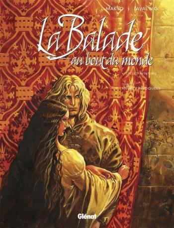 Couverture de l'album Balade au bout du monde - 14. Pierres invoquées