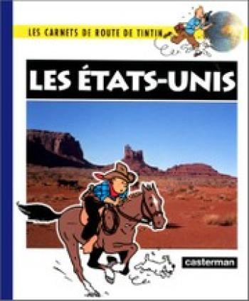 Couverture de l'album Carnets de route de Tintin - 5. Les États-Unis