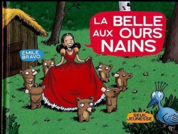 Couverture de l'album Les sept ours nains - 3. La belle aux ours nains