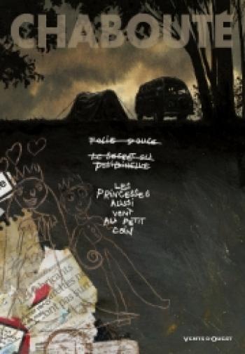 Couverture de l'album Les princesses aussi vont au petit coin (One-shot)