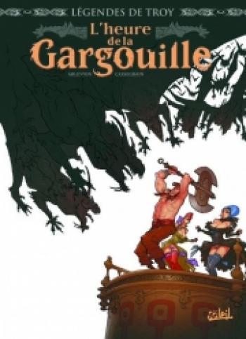 Couverture de l'album L'heure de la gargouille (One-shot)