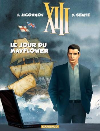 Couverture de l'album XIII - 20. Le Jour du Mayflower