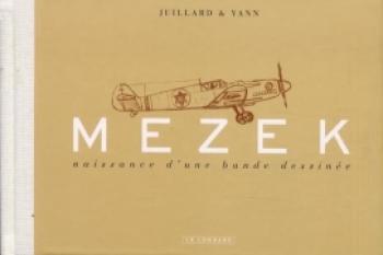 Couverture de l'album Mezek - Naissance d'une bande dessinée (One-shot)