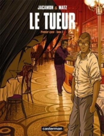Couverture de l'album Le Tueur - INT. Premier Cycle - Tome 2