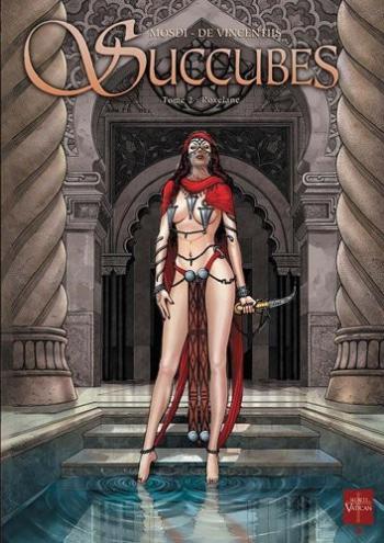 Couverture de l'album Succubes - 2. Roxelane
