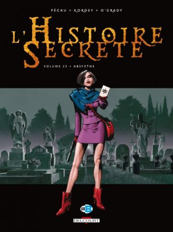 Couverture de l'album L'Histoire secrète - 23. Absynthe