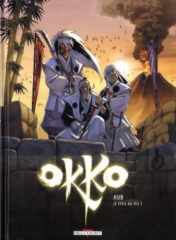 Couverture de l'album Okko - 7. Le Cycle du feu I