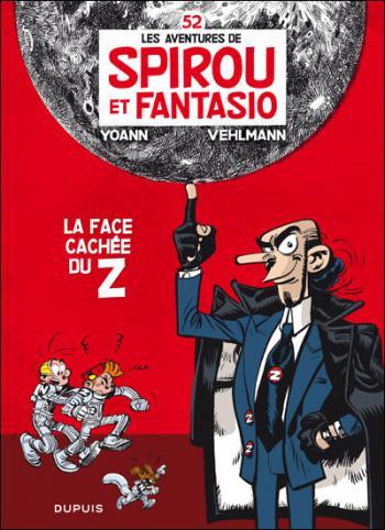 Couverture de l'album Spirou et Fantasio - 52. La Face cachée du Z