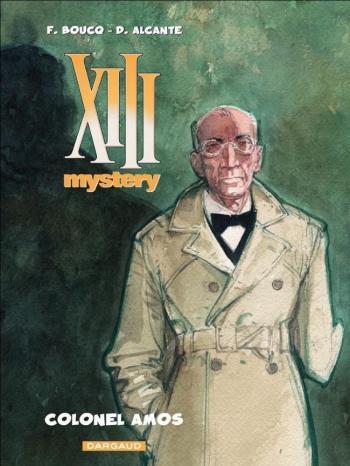 Couverture de l'album XIII Mystery - 4. Colonel Amos