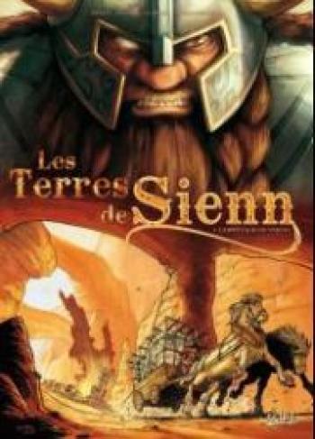 Couverture de l'album Les terres de Sienn - 1. L'héritage de Yarlig