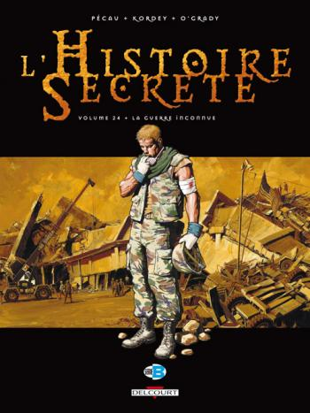 Couverture de l'album L'Histoire secrète - 24. La Guerre inconnue
