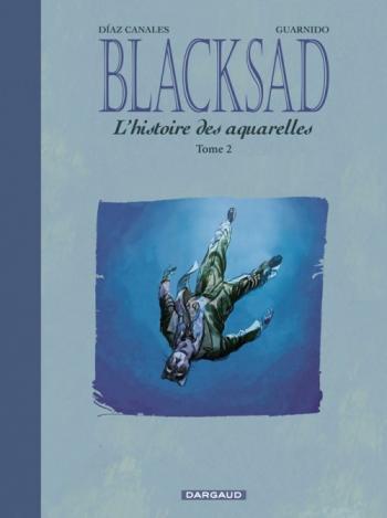 Couverture de l'album Blacksad - HS. L'Histoire des aquarelles - Tome 2