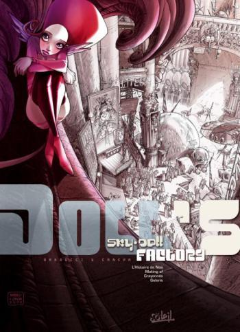 Couverture de l'album Sky Doll - HS. Skydoll's Factory