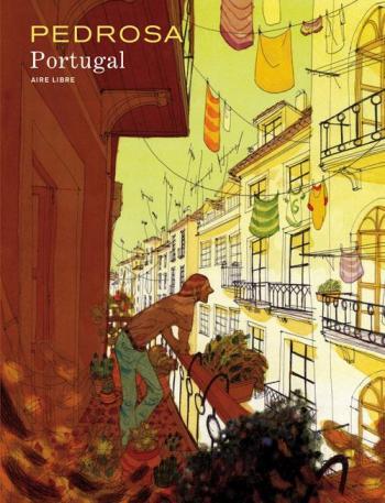 Couverture de l'album Portugal (One-shot)