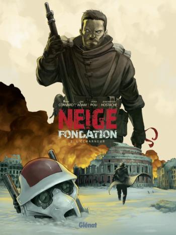 Couverture de l'album Neige Fondation - 2. L'Écharneur