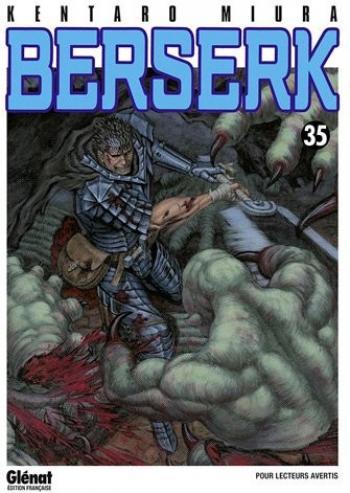 Couverture de l'album Berserk - 35. Tome 35
