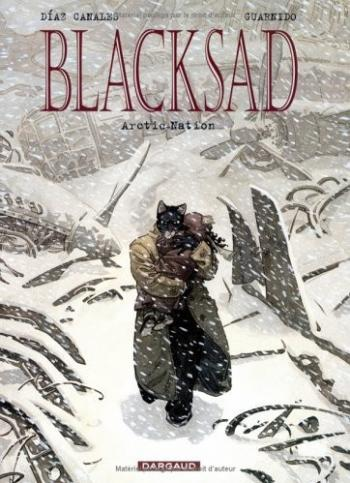 Couverture de l'album Blacksad - 2. Arctic-Nation