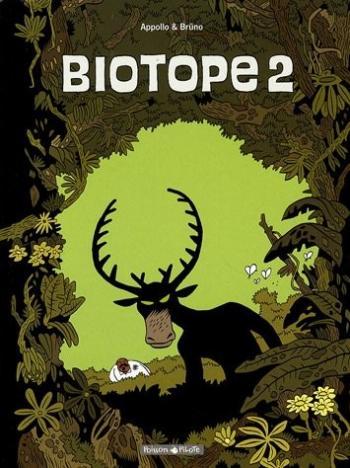 Couverture de l'album Biotope - 2. Biotope 2