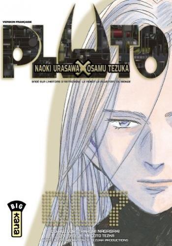 Couverture de l'album Pluto - 7. Tome 7