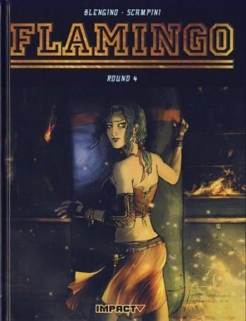 Couverture de l'album Flamingo - 4. Round 4 - Perdants et vaincus