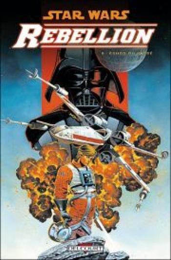 Couverture de l'album Star Wars - Rébellion - 2. Echos du passé