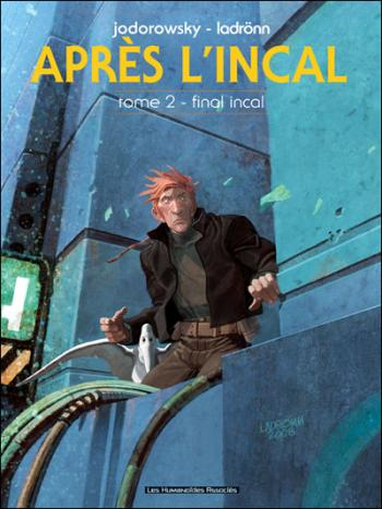 Couverture de l'album Après l'Incal - 2. Final incal