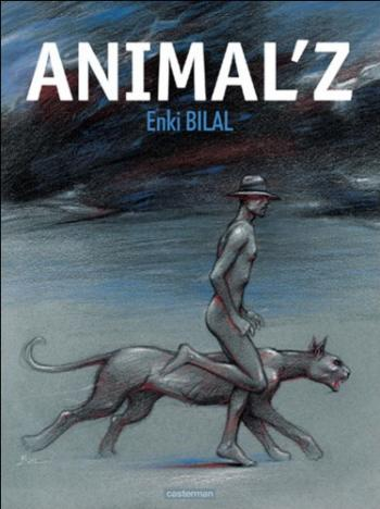 Couverture de l'album Coup de sang - 1. Animal'z