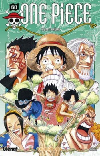 Couverture de l'album One Piece - 60. Petit frère