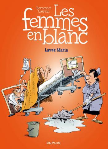 Couverture de l'album Les Femmes en blanc - 34. Lavez Maria
