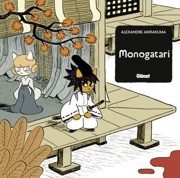 Couverture de l'album Monogatari (One-shot)