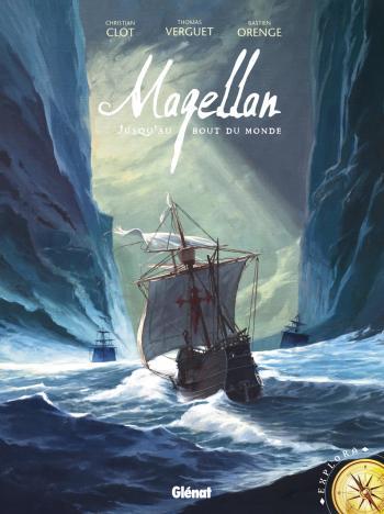 Couverture de l'album Magellan (One-shot)