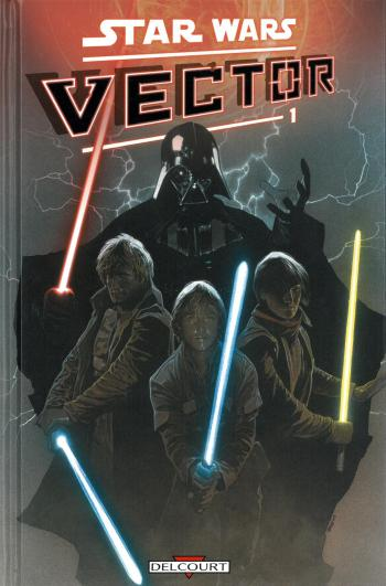 Couverture de l'album Star Wars - Vector - 1. Tome 1