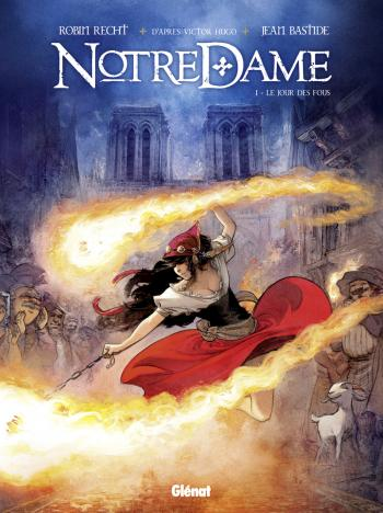 Couverture de l'album Notre Dame - 1. Le Jour des fous