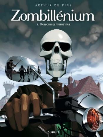 Couverture de l'album Zombillénium - 2. Ressources Humaines