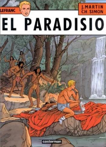 Couverture de l'album Lefranc - 15. El Paradisio