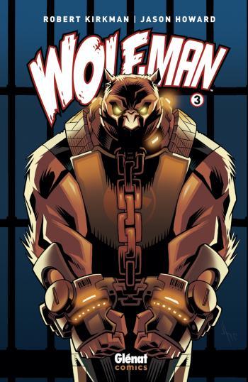 Couverture de l'album Wolf-Man - 3. Tome 3