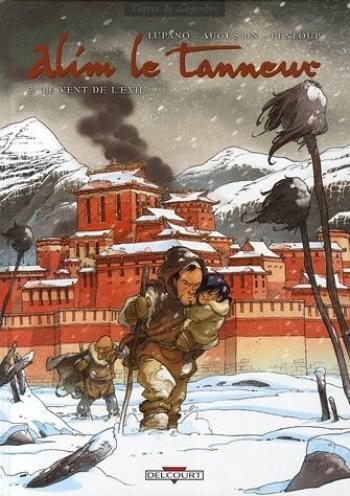 Couverture de l'album Alim le tanneur - 2. Le vent de l'exil