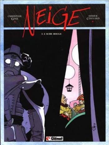 Couverture de l'album Neige - 3. L'aube rouge