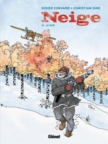 Couverture de l'album Neige - 13. Le Mur
