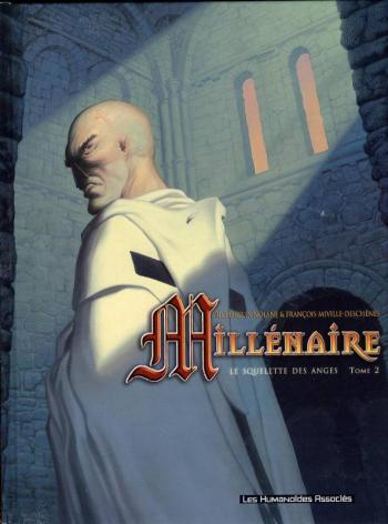 Couverture de l'album Millénaire - 2. Le Squelette des anges