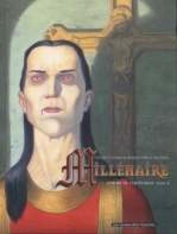 Couverture de l'album Millénaire - 5. L'Ombre de l'Antéchrist