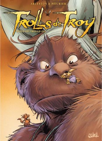Couverture de l'album Trolls de Troy - 16. Poils de Trolls