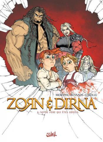 Couverture de l'album Zorn & Dirna - 6. Notre père qui êtes odieux