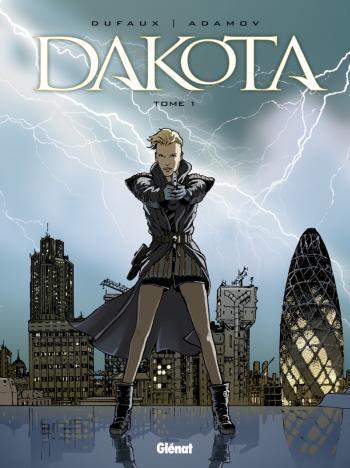 Couverture de l'album Dakota - 1. Tome 1