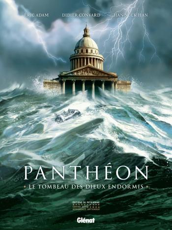 Couverture de l'album Panthéon, Le Tombeau des dieux endormis (One-shot)