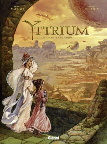 Couverture de l'album Yttrium - 1. Les Chants cosmiques