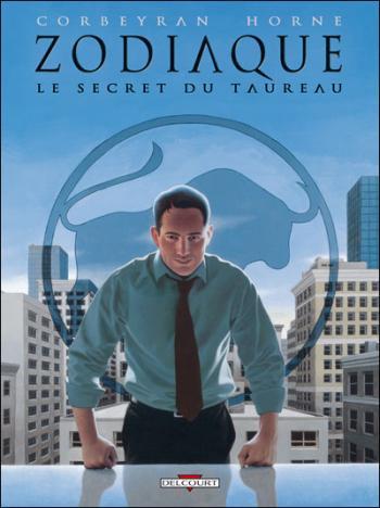 Couverture de l'album Zodiaque - 2. Le secret du Taureau